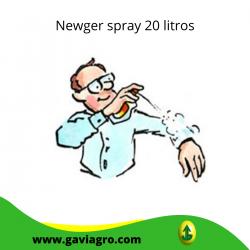 Newger spray 20 litros